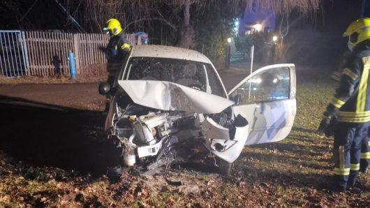 Schwerer Unfall auf einer Landstraße in Thüringen!