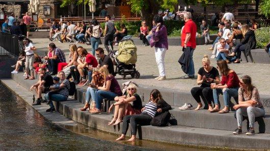 In Thüringen gibt es immer weniger Menschen. In Erfurt blieb die Zahl relativ stabil. (Archivbild)