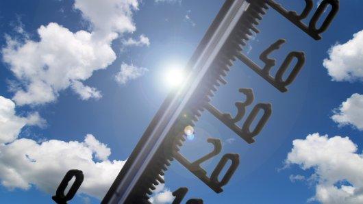 Das Wetter in Thüringen kratzt an der 30-Grad-Marke. (Archivbild)