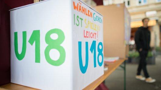 Dürften die unter 18-Jährigen in Thüringen wählen, würde das Ergebnis ein anderes sein als bundesweite Umfrageergebnisse zeigen. (Symbolbild)