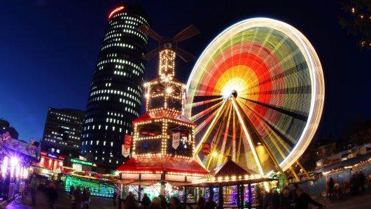 Thüringen: Der Weihnachtsmarkt in Jena gehört nicht zu denen, die unter 2G-Regeln stattfinden sollen. (Archivbild)