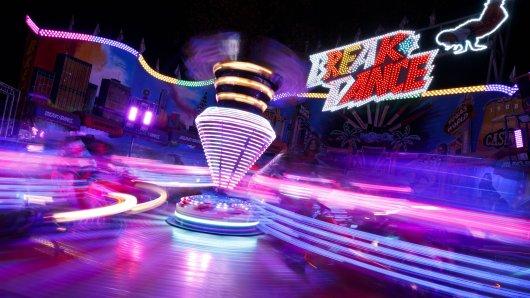 """Gera: Der Rummelklassiker """"Break-Dance"""" ist auch auf dem Herbstvolksfest am Start. (Symbolbild)"""