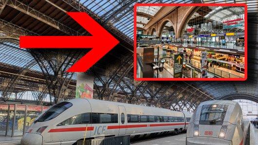Er gehört zu den besten Hauptbahnhöfen Europas!