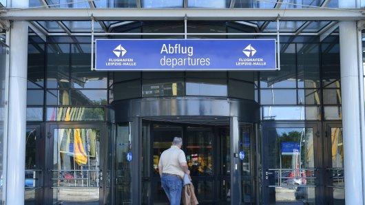 Ab dem Flughafen Leipzig/Halle starten wieder die Flieger. Doch diese Strecke gibt es nun nicht mehr...