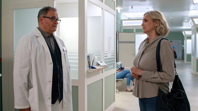 """""""In aller Freundschaft"""": Liebescomeback für Dr. Brenner mit ihr?"""