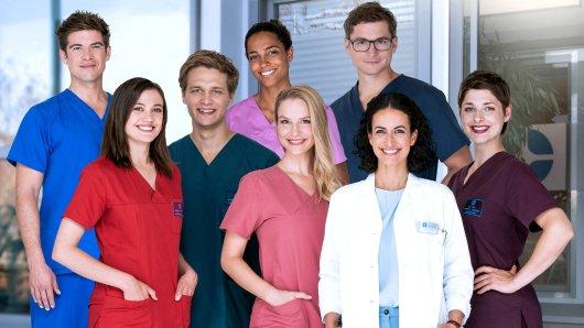 """""""In aller Freundschaft – die jungen Ärzte"""" hat Zuwachs bekommen."""