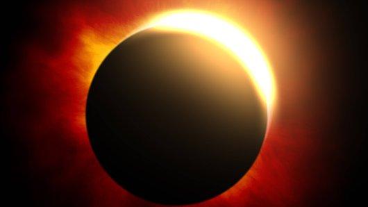 Eine Mini-Sonnenfinsternis findet beim nächsten Mal erst in 13 Jahren wieder statt. (Symbolfoto)