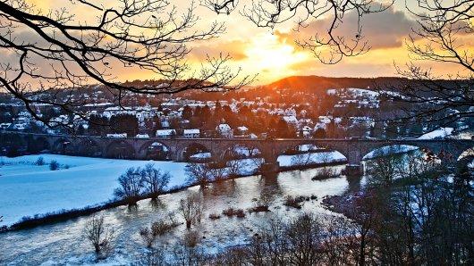 Wetter: Schneefall zum Winterbeginn? Oder frühlingshaftes Tauwetter? Der Deutsche Wetterdienst wagt eine Prognose über den Winter 2019.