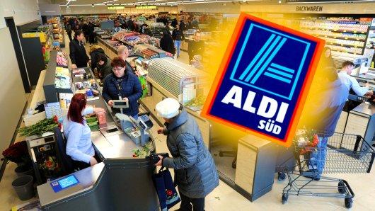 Die Kassen bei Aldi Nord und Süd haben den Ruf, die schnellsten Kassen in Deutschland zu sein. (Symbolbild)