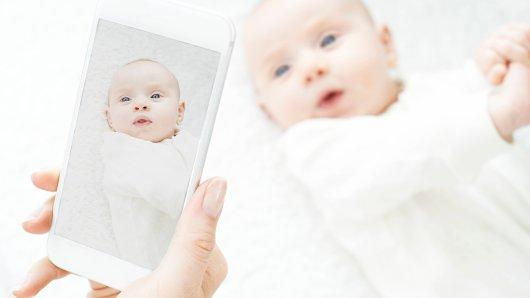 In den USA hat sich eine Frau als Baby-Fotografin ausgegeben, um ein grausames Verbrechen begehen zu können. (Symbolfoto)