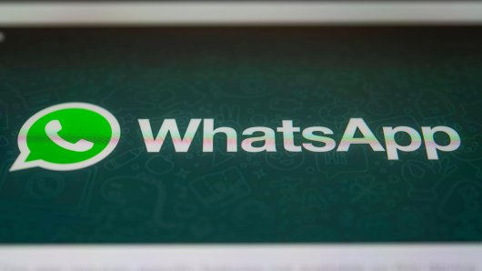 Whatsapp: Der beliebte Messenger bietet seinen Kunden einen neuen Service an. (Symbolbild)