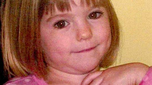 Maddie McCann: Ein 43-Jähriger aus Deutschland steht unter Verdacht, sie ermordet zu haben.
