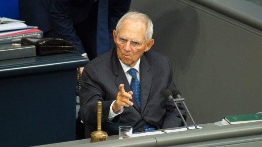 Bundestagspräsident Wolfgang Schäuble verlangt Konsequenzen aus der Corona-Krise.