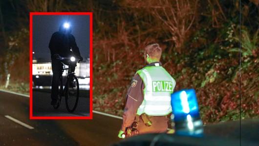 Ein Radfahrer auf der Autobahn? Diese merkwürdige Entdeckung machte die Münchner Polizei vor einigen Tagen. (Symbolbild)