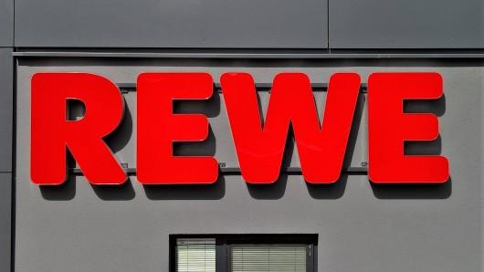 Rewe: Ein Kunde ist sauer.