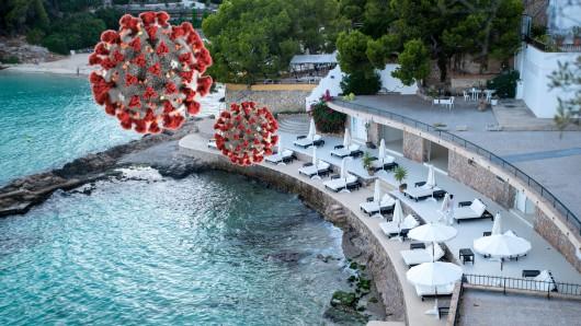 Der Urlaub auf Mallorca ist für viele dieses Jahr ins Wasser gefallen.