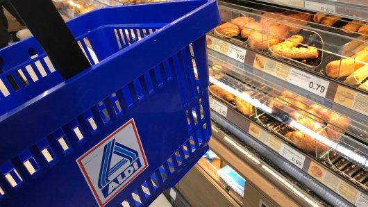 Aldi: Der Discounter führt eine Änderung an der Brottheke ein. (Symbolbild)