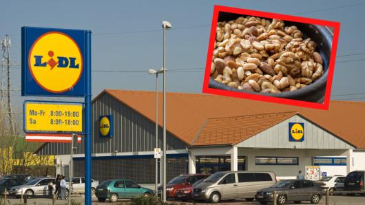 Das Thema Nüsse sorgt bei Lidl für Aufruhr.