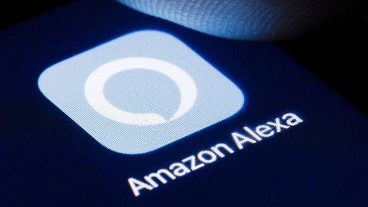 Amazon: Skandal um den Sprachassistenten Alexa. (Symbolbild)