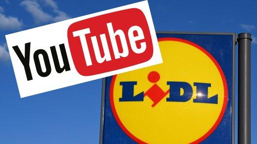 Lidl feiert an diesem Wochenende einen großen Youtube-Erfolg.