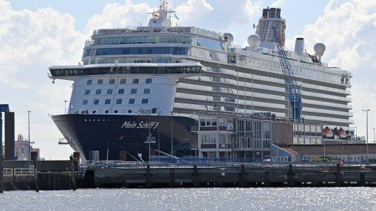 Die Bild des Kreuzfahrt-Dampfers sind sehr imposant. (Archivbild)