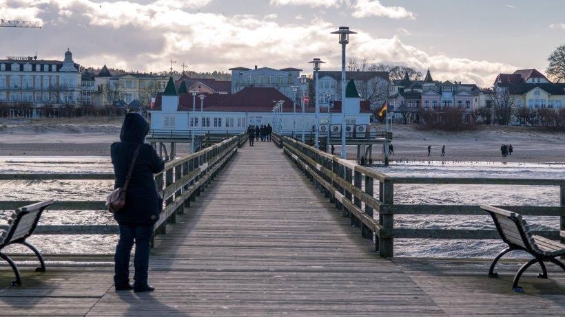 Urlaub an der Ostsee: Frau hat ungewöhnlichen Plan für die Insel