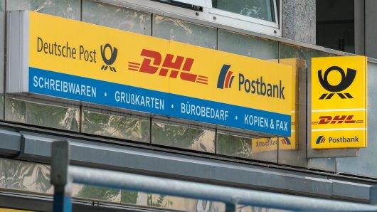 DHL präsentiert neuen Kundenservice.