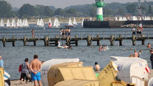 Urlaub an der Ostsee: In Travemünde beschweren sich die Einwohner über das Verhalten vieler Touristen. (Symbolbild)