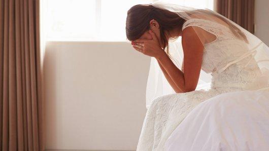 Einer Braut aus Großbritannien ist böse mitgespielt worden. (Symbolfoto)