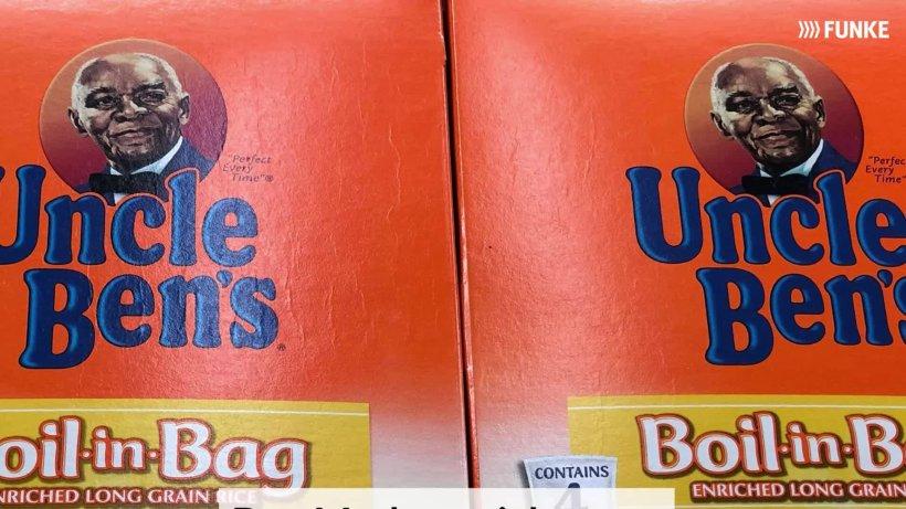 Rassismus-Vorwurf: Uncle Ben's Will Logo ändern