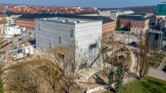 Das neuen Bauhaus-Museum in Weimar