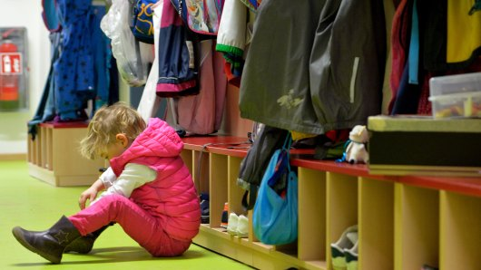 Zwei Erzieherinnen eines Kindergartens in Thüringen werden schwere Vorwürfe gemacht.