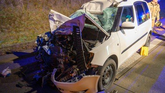 Auf A4 bei Weimar kam es am Dienstag zu zwei schweren Verkehrsunfällen. Dabei gab es vier Schwerverletzte.
