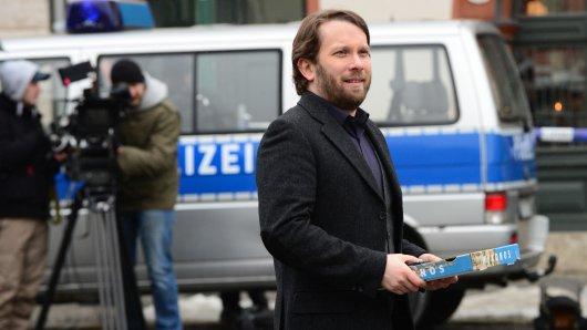 Für den Tatort-Dreh in Weimar mit Christian Ulmen müssen in den nächsten Tagen mehrere Straßen gesperrt werden.