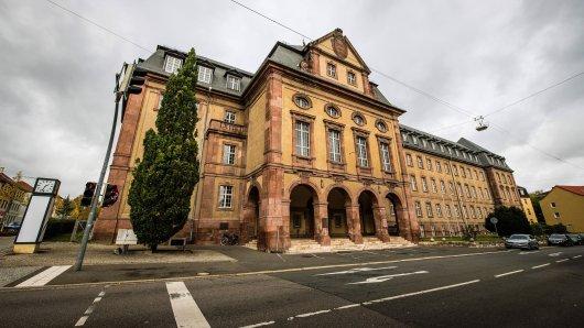 Das Gebäude des Amtsgerichts Weimar. Hier wurde ein Lockdown-Urteil gesprochen, das weite Kreise zieht.