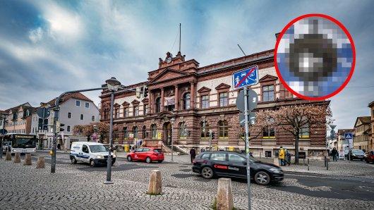 Weimar: Der Goetheplatz ist bald um eine Attraktion reicher.