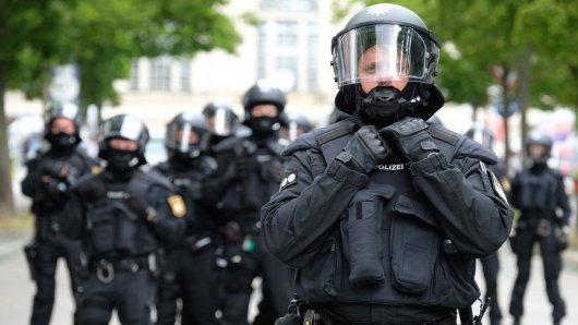Weimar: Nach der Demo wird Kritik am Einsatz der Polizei laut.