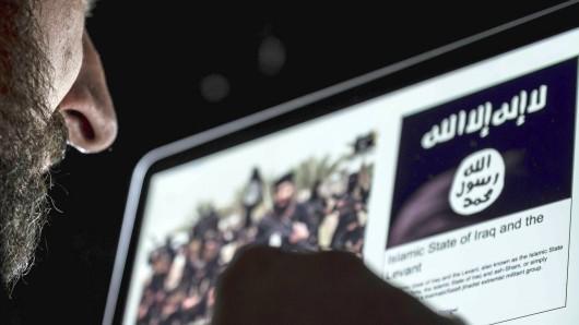 Ein Mann soll sich in Thüringen aufgehalten haben, als er Propaganda für den Islamischen Staat auf Facebook veröffentlichte. (Symbolfoto)