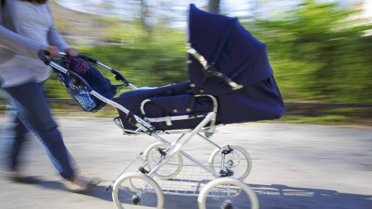 In Suhl hat ein Mann einen Kinderwagen zum Diebstahl genutzt. (Symbolbild)