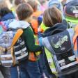In Eisenach ist ein Klassenraum einer Grundschule vorsorglich vom Unterricht befreit worden. (Symbolbild)