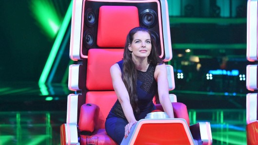 Yvonne Catterfeld hört bei The Voice of Germany auf.