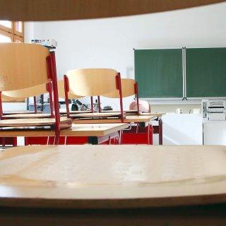 In Erfurt und Jena fehlten einige Schüler, weil sie für den Klimaschutz demonstrierten.