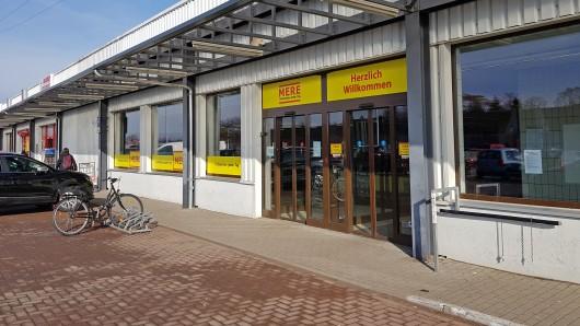 Russen-Aldi: Der erste Mere-Markt in Deutschland hat in Leipzig eröffnet.