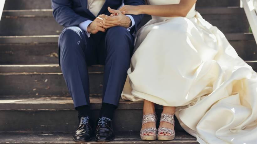 Vier Hochzeiten Und Eine Traumreise Paar Aus Sommerda
