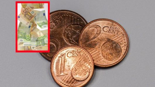 Euro: Für ein Centstück kannst du wirklich mehrere tausend Euro bekommen. (Symbolbild)