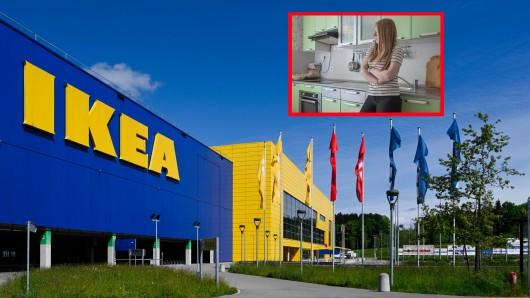Ikea: Eine Frau war wütend, nachdem sie ihre Küche fast aufgebaut hatte. (Symbolbild)