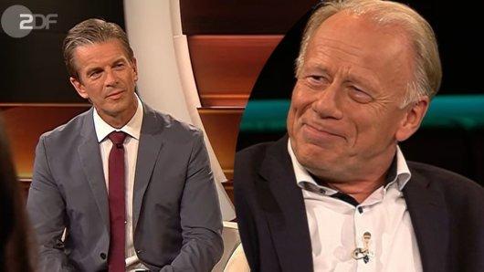 Jürgen Trittin zu Gast bei Markus Lanz (ZDF). Plant der Grüne noch ein Minister-Comeback?