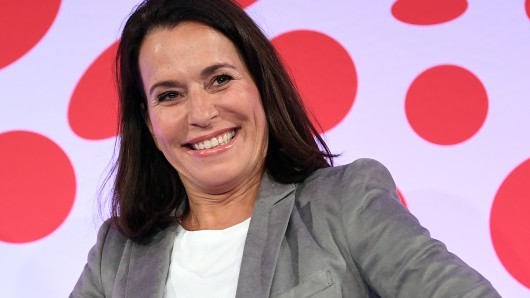 Moderatorin Anne Will.