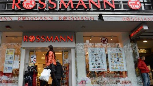 Rossmann: Statt ihre Coupons einzulösen, erlebte eine Frau eine bittere Enttäuschung. (Symbolbild)