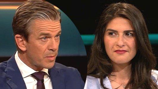 Serap Güler bei ZDF-Talker Markus Lanz.